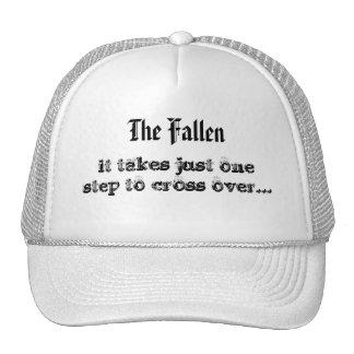 Haber caído, lleva apenas una medida el ove cruzad gorras de camionero