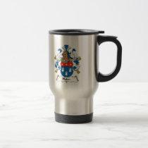 Haber Family Crest Mug