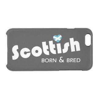 Haber llevado escocés y haber criado funda clearly™ deflector para iPhone 6 de uncommon