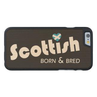 Haber llevado escocés y haber criado funda de iPhone 6 carved® slim de arce