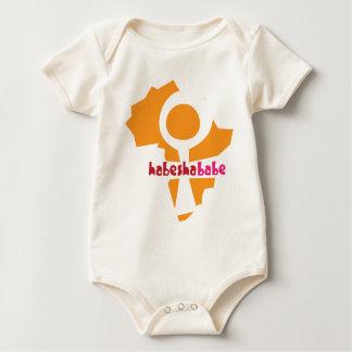 Habesha Babe Baby Bodysuit