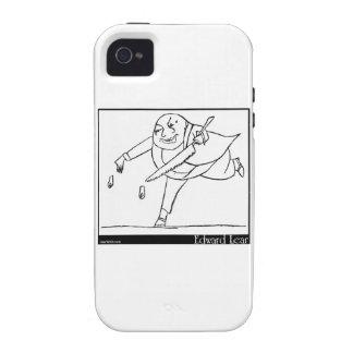 Había un viejo hombre del Nilo Case-Mate iPhone 4 Carcasas