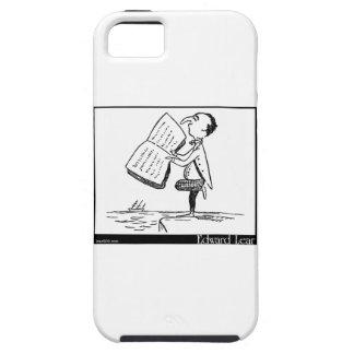Había una persona mayor de Cromer iPhone 5 Carcasa