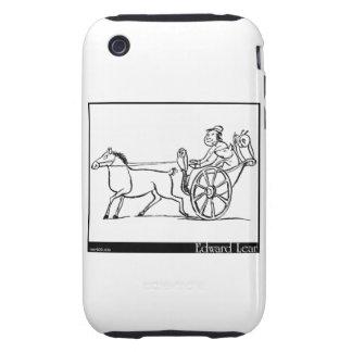 Había una persona mayor de Ealing Tough iPhone 3 Cárcasas