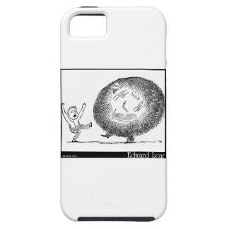 Había una persona mayor del molde iPhone 5 carcasas