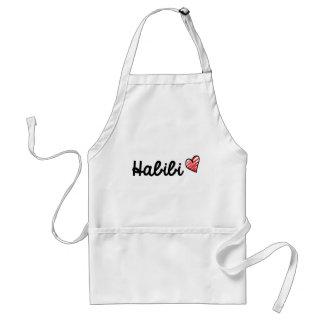 Habib2i Adult Apron