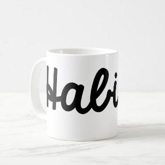 Habibti Coffee Mug