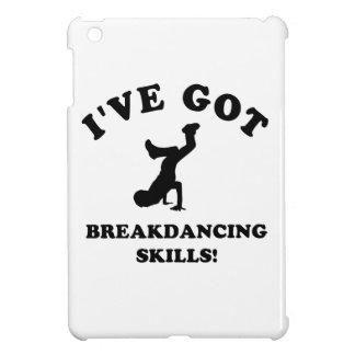habilidades frescas del breakdance iPad mini carcasas