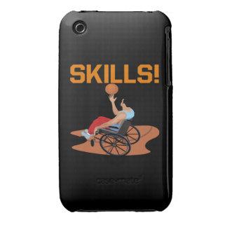 Habilidades iPhone 3 Fundas