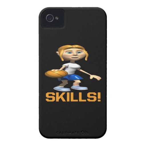 Habilidades iPhone 4 Case-Mate Protector