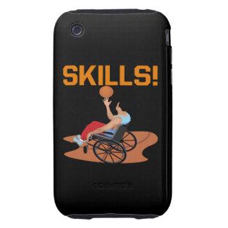 Habilidades Tough iPhone 3 Coberturas