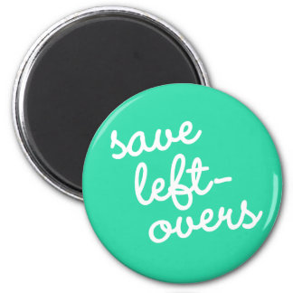 Habit #5 – Save left-overs Magnet