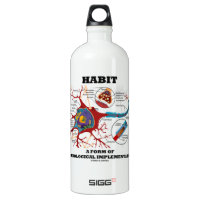 Habit A Form Of Neurological Implementation Neuron SIGG Traveler 1.0L Water Bottle