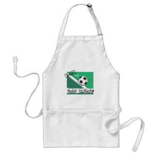 Habit the kick apron
