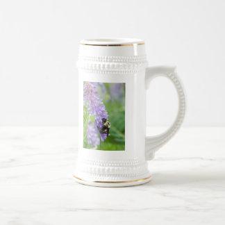 habitación de la abeja tazas de café
