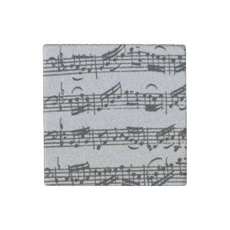 Habitación del violoncelo de Bach del preludio Imán De Piedra