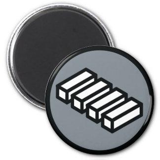 Habitainer 2003 magnet