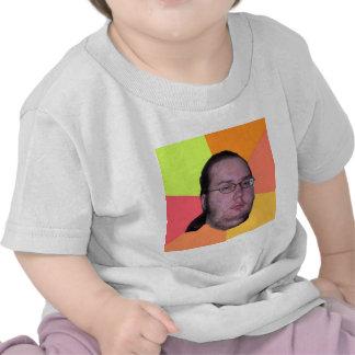 Habitante de Butthurt Camisetas