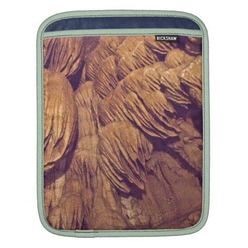 Habitante de cueva manga de iPad