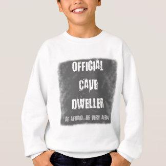 Habitantes de cueva oficiales sudadera