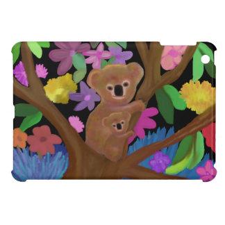 Hábitat de la koala iPad mini funda
