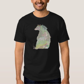 Hábitat del oso negro camisas