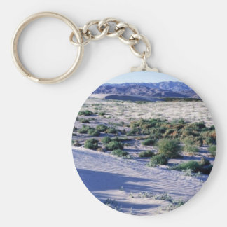 Habitat for Coachella Valley fringe-toed lizard Key Chain