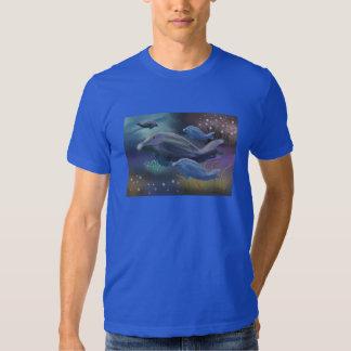 Hábitat marino camisas
