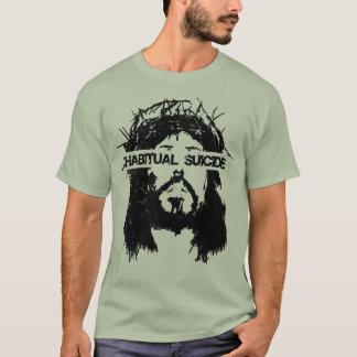 Habitual Suicide Jesus T-Shirt