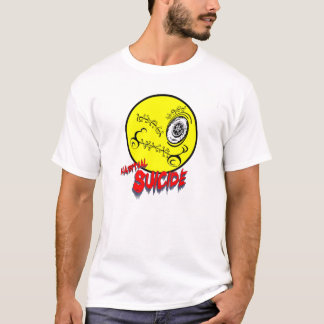 Habitual Suicide smiley 09 T-Shirt