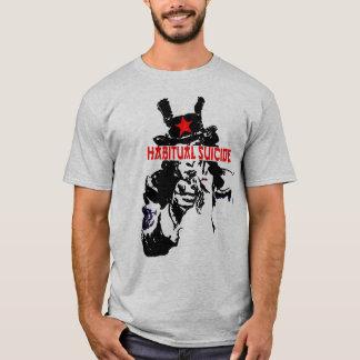 Habitual Suicide uncle sam T-Shirt