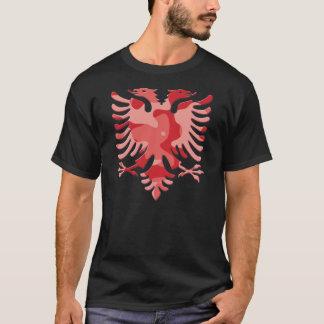Habla Camo Albanian Eagle 3D Playera