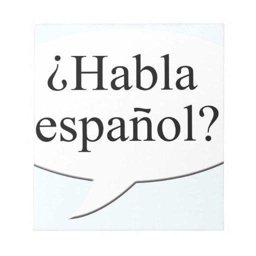 how to say you speak spanish
