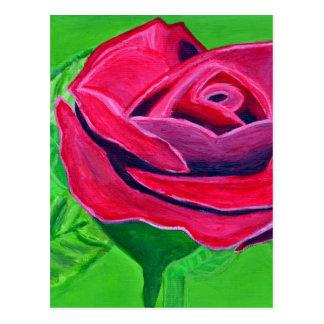Habla Rose2 Tarjeta Postal