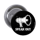 Hable hacia fuera el botón pin