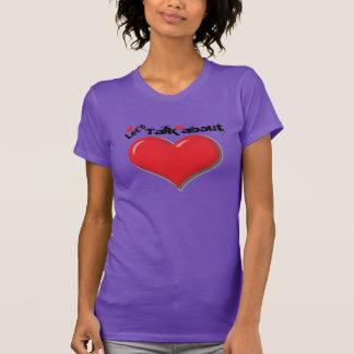 Hablemos de la camiseta del amor