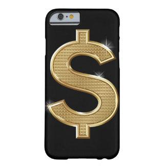 Hablemos el caso del iPhone 6 del dinero Funda De iPhone 6 Barely There