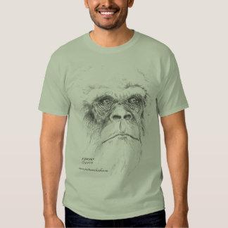 Hablemos las camisetas para hombre de Bigfoot Playeras