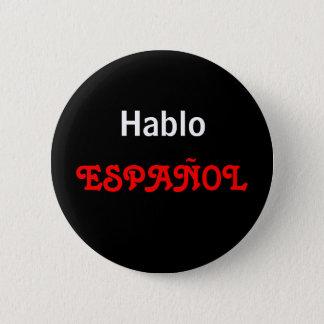 Hablo ESPAÑOL Button