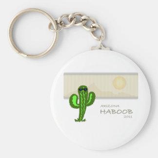 haboob 2011 de Arizona Llavero Redondo Tipo Pin