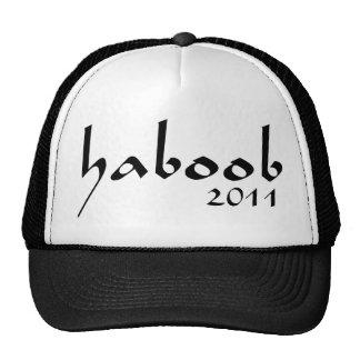 Haboob 2011 gorras