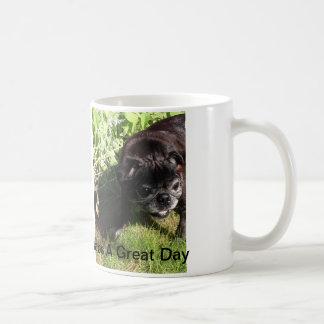 Habs A Great Day Coffee Mug