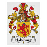 Habsburg Family Crest Posters