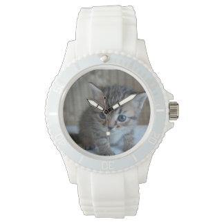 Habu Sporty White Watch