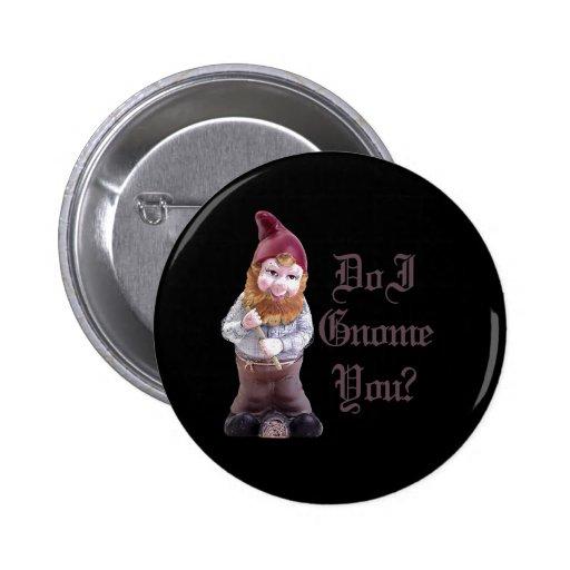 Hace el gnomo de I usted Pin