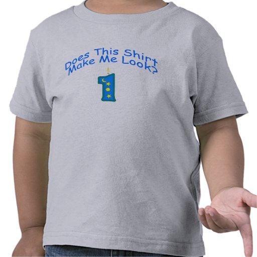 Hace esta camisa hacen que mira uno (el azul)