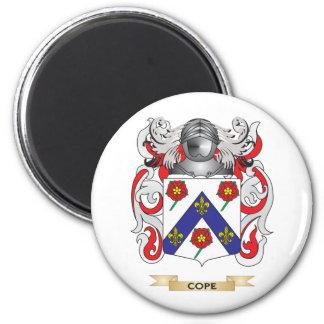 Hace frente el escudo de armas imanes de nevera
