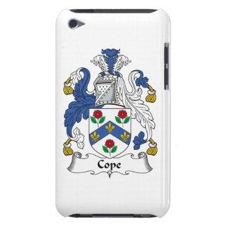 Hace frente el escudo de la familia iPod Case-Mate cárcasa
