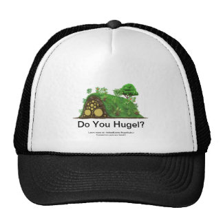 ¿Hace usted Hugel? Gorras
