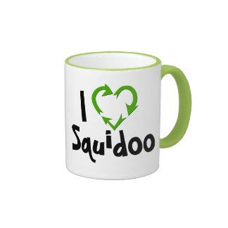 ¿Hace usted Squidoo? Tazas De Café